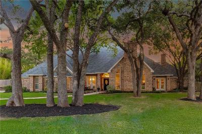 Southlake Single Family Home For Sale: 1384 Lakeview Drive