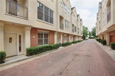 Dallas Condo For Sale: 3251 Cambrick Street #11