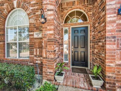 McKinney Single Family Home For Sale: 5017 Stonecrest Drive
