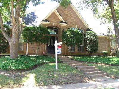 Keller Single Family Home Active Contingent: 1510 Smoketree Drive