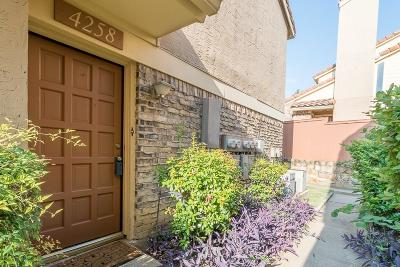 Irving Condo For Sale: 4258 Madera Road #3