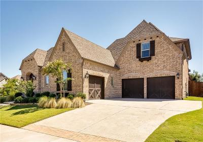 Frisco Single Family Home Active Contingent: 14967 Maroon Bells Lane