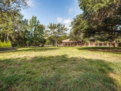 Dallas Residential Lots & Land For Sale: 5629 Meaders Lane