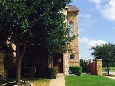 Lewisville Townhouse For Sale: 2535 Bonnie Lane