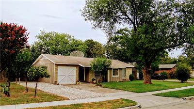 Grand Prairie Single Family Home For Sale: 606 Sparks Street