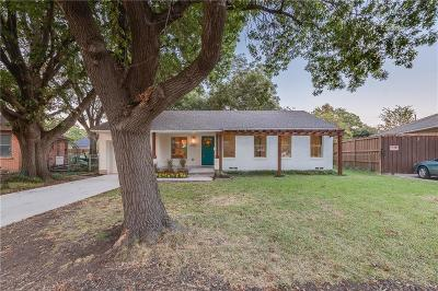 Dallas Single Family Home For Sale: 2811 Crest Ridge Drive