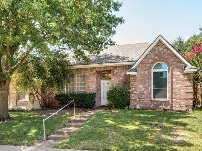 Frisco Single Family Home Active Contingent: 8505 Creekview Drive