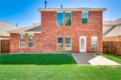 Mckinney Single Family Home For Sale: 8504 Ontario Drive