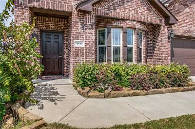 Lavon Single Family Home For Sale: 756 Harrison Lane