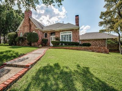 Colleyville Single Family Home Active Contingent: 4001 Fair Hill Court
