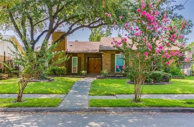 Dallas Single Family Home Active Option Contract: 2966 Housley