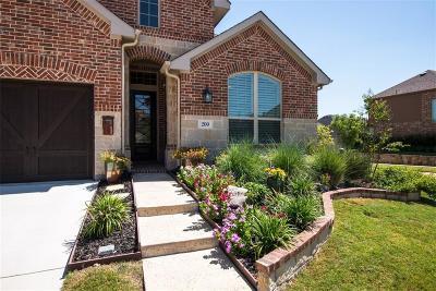 Argyle Single Family Home For Sale: 200 Sunrise Drive
