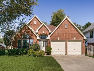 Plano Single Family Home For Sale: 3201 Laurel Lane