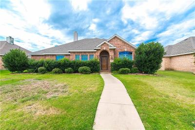 Allen Single Family Home For Sale: 1417 Kingsley Drive