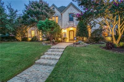 Colleyville Single Family Home For Sale: 305 Chestnut Bend