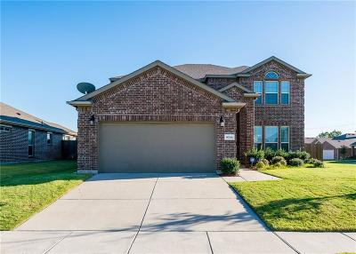 Prosper Single Family Home For Sale: 5741 Salisbury