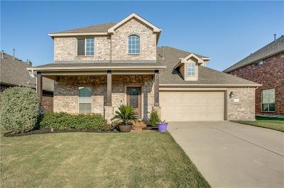 McKinney Single Family Home Active Option Contract: 1105 Kerrville Way