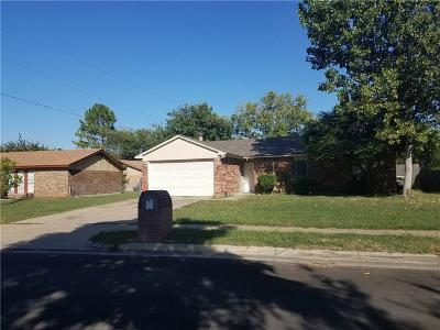 North Richland Hills Single Family Home Active Option Contract: 7232 Harwick Lane