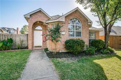 Rowlett Single Family Home Active Option Contract: 1710 Ambrose Drive