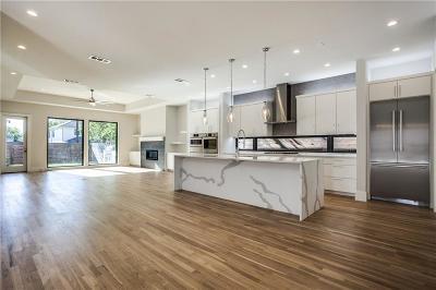 Dallas Single Family Home For Sale: 8415 Ridgelea Street