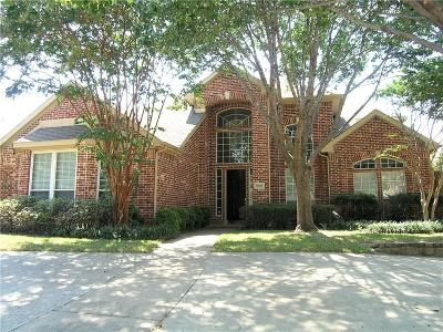 Frisco Single Family Home For Sale: 8301 Tanglerose Drive