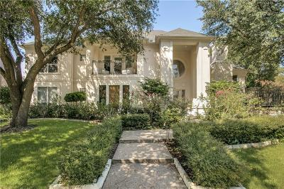 Plano Single Family Home For Sale: 5101 Runnin River Drive