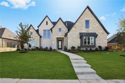 Keller Single Family Home For Sale: 2708 Lake Shore Drive