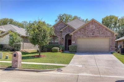 Mckinney Single Family Home Active Option Contract: 909 Kiowa Drive