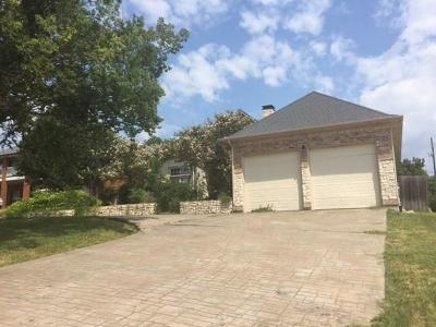 Single Family Home For Sale: 5305 Yacht Club Drive