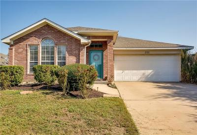 Mckinney Single Family Home For Sale: 200 Wilson Creek Parkway