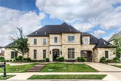 Frisco Single Family Home Active Contingent: 7978 Stone River Drive