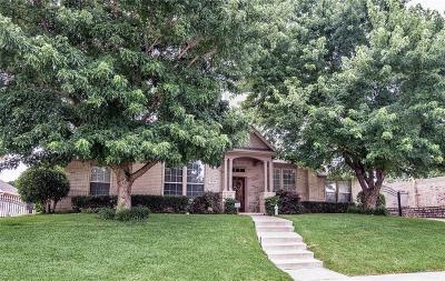 Keller Single Family Home For Sale: 2129 Winding Creek Drive