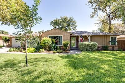 Richland Hills Single Family Home Active Option Contract: 3536 Granada Drive