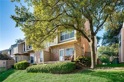 Irving Townhouse Active Option Contract: 2412 Northlake Court