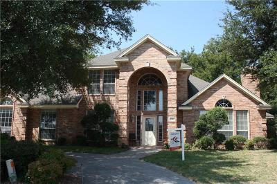 North Richland Hills Single Family Home For Sale: 5505 Greenview Court