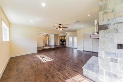 North Richland Hills Single Family Home For Sale: 4401 Vance Road