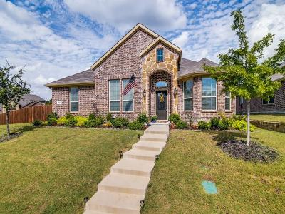 Rockwall Single Family Home For Sale: 1524 Calling Circle