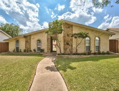 Garland Single Family Home For Sale: 3042 Flagstone Drive