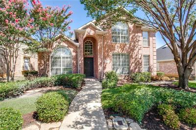Lewisville Single Family Home Active Option Contract: 1233 Collin Drive