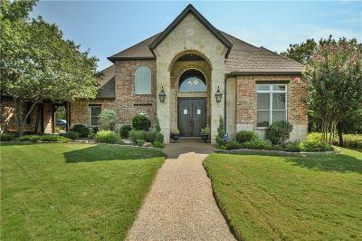 Aledo Single Family Home For Sale: 1405 Saratoga Lane
