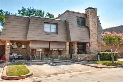 Euless Townhouse Active Option Contract: 207 E Harwood Road #21