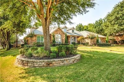 Southlake Single Family Home Active Option Contract: 1401 Mayfair Place