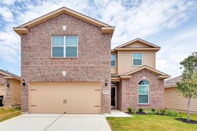 Forney Single Family Home For Sale: 8920 Blackhaw Street