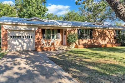 Hurst Single Family Home Active Option Contract: 1008 Zelda