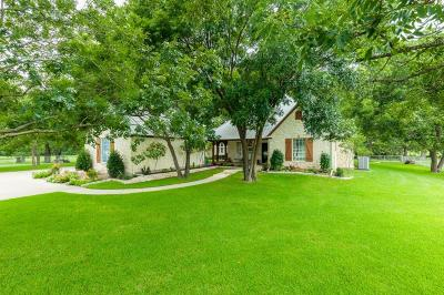 Aledo Single Family Home For Sale: 153 Old Tunnel Road