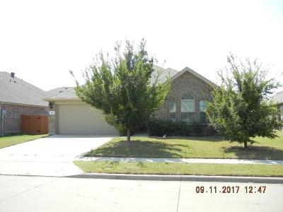 Lavon Single Family Home Active Contingent: 956 Crockett Drive