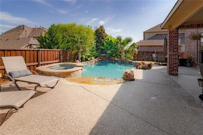 Prosper Single Family Home For Sale: 1701 Lakemere Drive