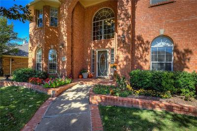 Mckinney Single Family Home For Sale: 3400 Palmtree Drive
