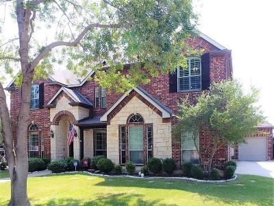 Highland Village Single Family Home Active Option Contract: 3405 Huddersfield