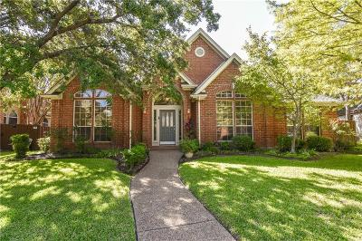 Coppell Single Family Home For Sale: 335 Walnut Grove Lane